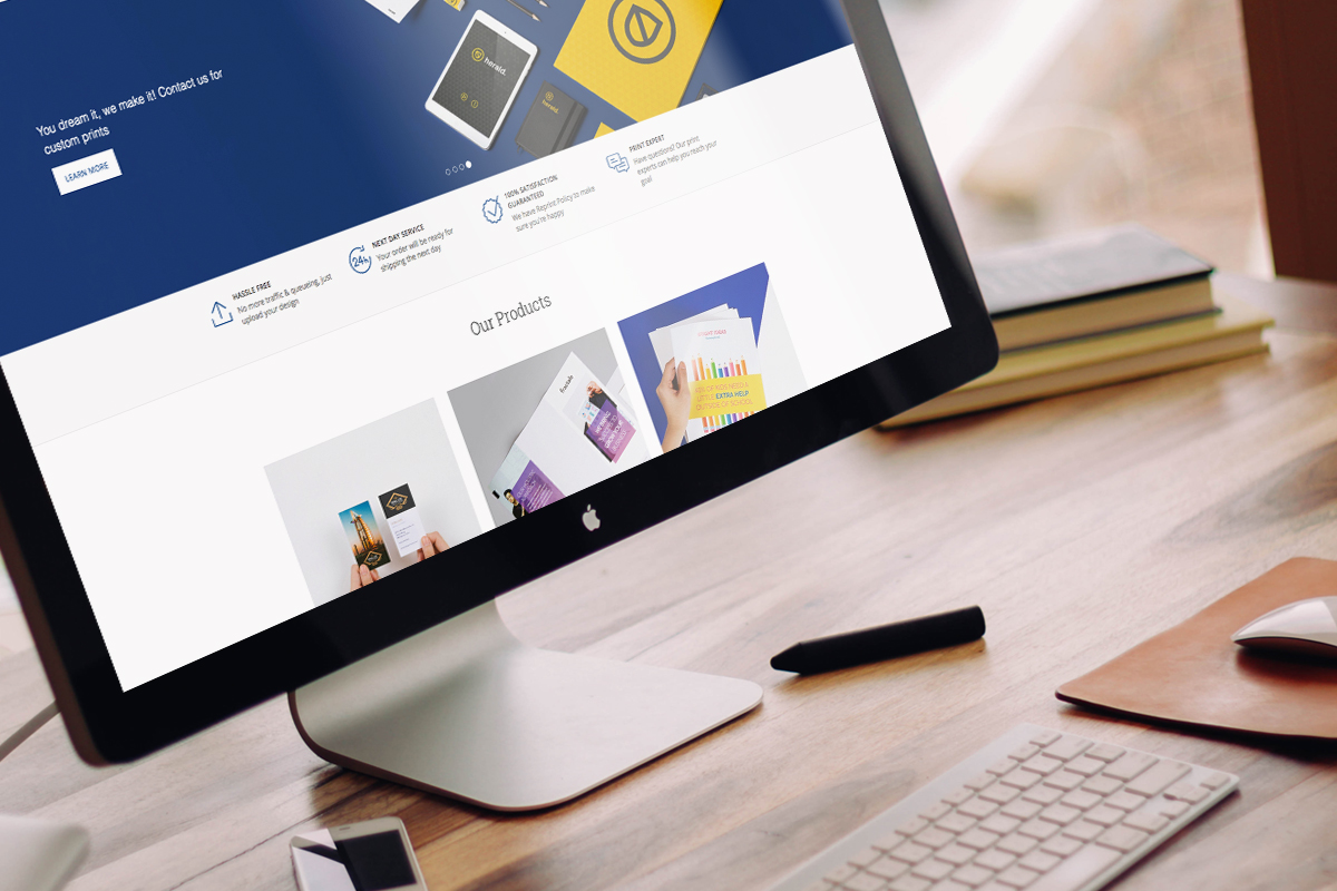 Print Business Needs Online with Printerous
