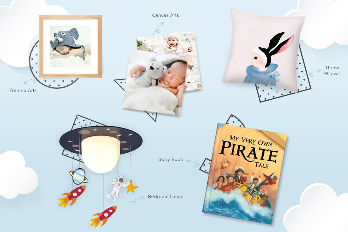 Inspirasi Kamar Tidur Untuk Si Kecil