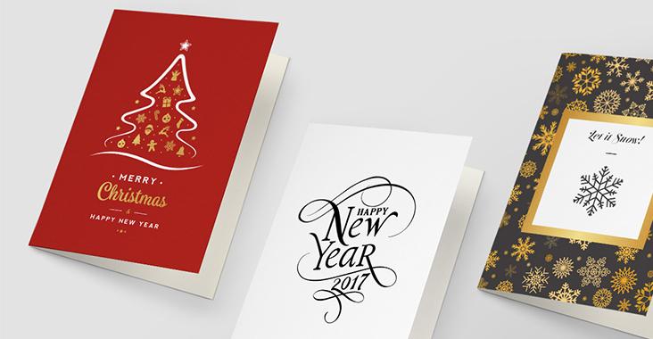 Kemudahan Mencetak Kartu Ucapan Natal dan Tahun Baru