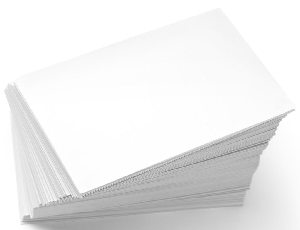 Memahami Karakteristik Jenis Kertas Dalam Dunia Percetakan