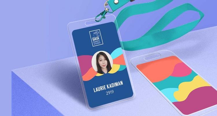 Cara Membuat ID Card Yang Mudah Lengkap Dengan Jenis Jenis ID Card